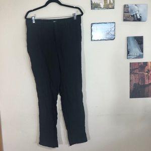 H&M tapered leg slacks, Sz. 36R